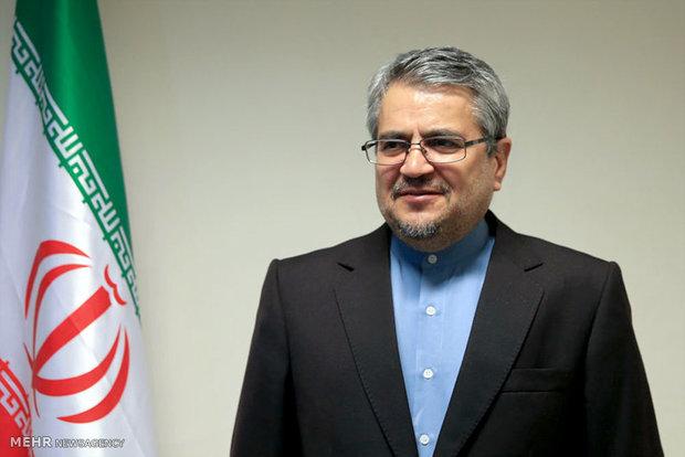 خوشرو : ايران ستقدم مشروع قرار الى الامم المتحدة حول مكافحة التطرف