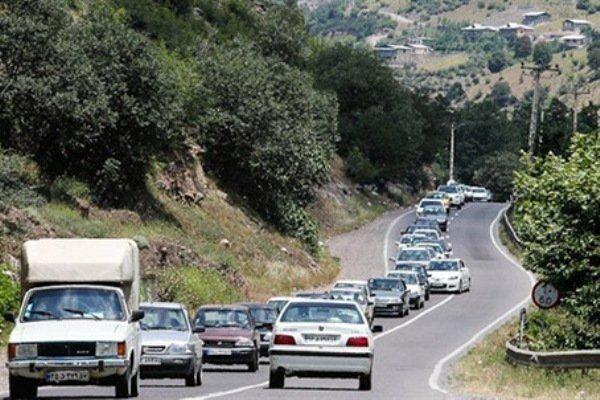 ۵ میلیون تردد در جاده های زنجان ثبت شده است