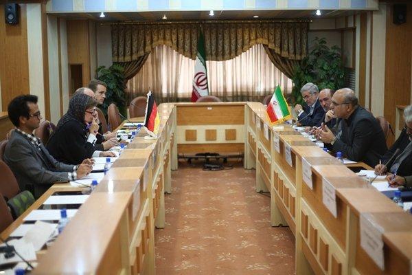 همکاری ایران و آلمان