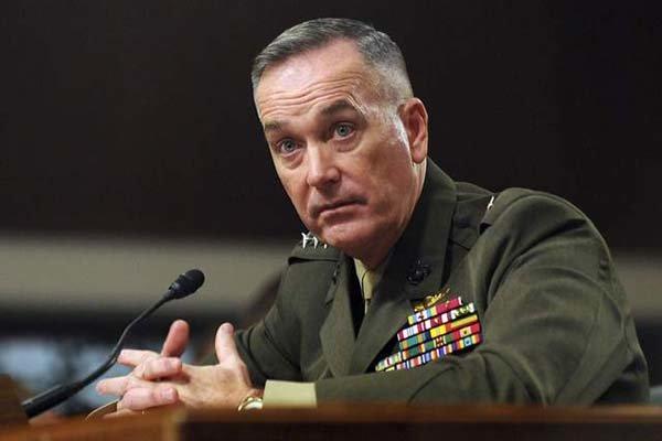 """الجنرال دانفورد: لن يتمّ القضاء على """"داعش"""""""