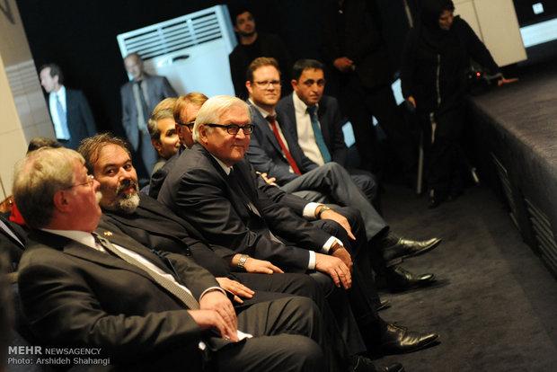 Germany, Iran sign art agreement