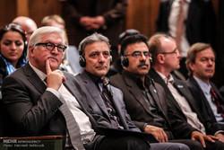 سخنرانی وزیر امور خارجه آلمان در دانشگاه تهران