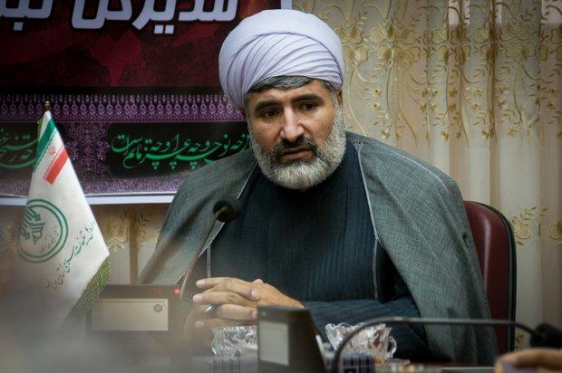 ۱۱۵ روحانی طرح هجرت در زنجان فعال است
