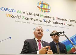 World science forum kicks off in Daejeon