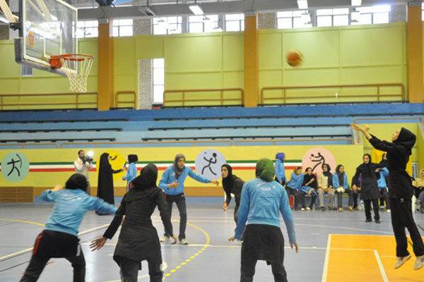 ورزش دانشجویی