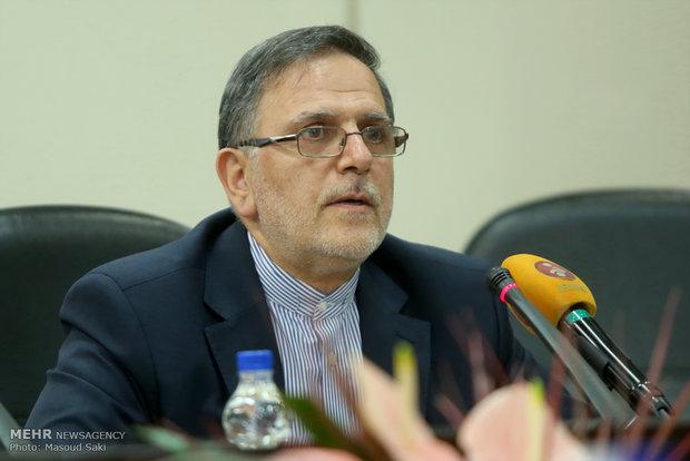 ولی الله سیف، مدیرکل بانک مرکزی