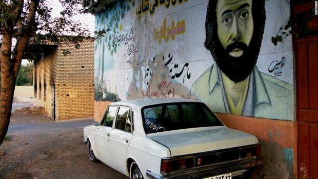 1876164 - خاطرهنگاری زن موتورسوار از سفر به ایران
