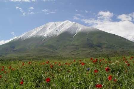 کوهستان کیامکی در جلفا