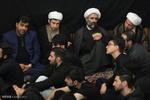 مراسم عزاداری شب های نخست  مرکز اسلامی هامبورگ