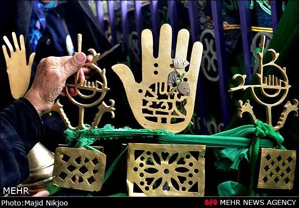 پیرعلم و نخلگردانی؛ آیینهای ۳۰۰ ساله روستاییان مازندران