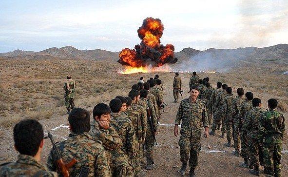 """Kürdistan eyaletinde """"Ala Beytül Mukaddes"""" askeri tatbikatı düzenlenecek"""