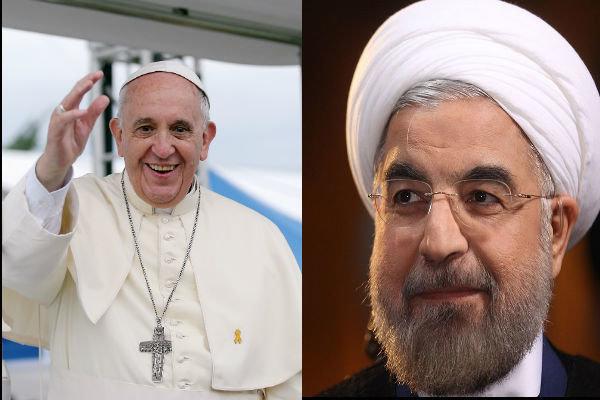 روحانی و پاپ در واتیکان دیدار می کنند