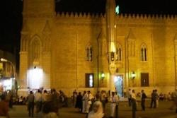 مسجد امام حسین (ع) قاهره