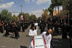 ایران میں 9 محرم الحرام کی مناسبت سے عزاداری