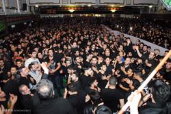 انگلینڈ کے اسلامی سینٹر میں یوم عاشورا کے موقع پر عزاداری