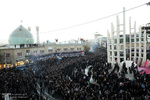 اجتماع باشکوه زینبیه اعظم زنجان در پاسداشت پیام رسان کربلا