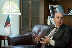 گفتگو با عبدالمنعم احریز سفیر الجزایر در تهران