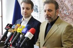 وزرای ارتباطات ایران و روسیه