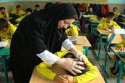آغاز طرح مبارزه با «شپش سر» در مدارس استان همدان