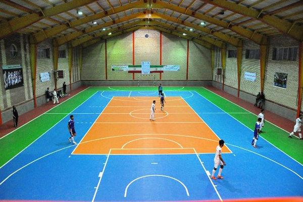 سرانه فضای ورزشی در آمل ۱.۴۱ متر مربع است