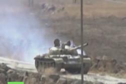 پیشروی ارتش سوریه در حلب