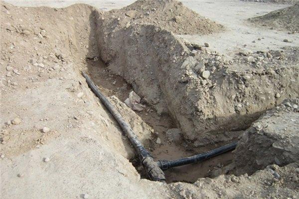 جلوگیری از هدررفت 977 هزار مترمکعب آب