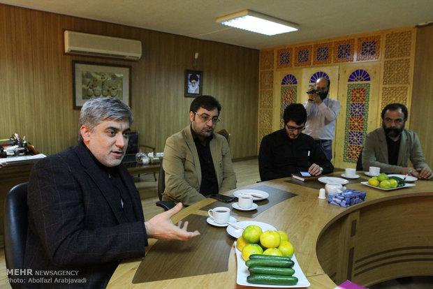 گفتگو با نماینده اقلیم کردستان عراق در خبرگزاری مهر