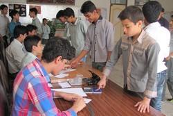 انتخابات شورای دانش آموزی در مدارس ملکان برگزار شد