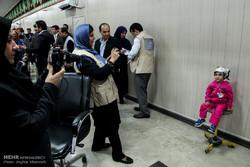 بازدید سفرای سیاسی کشورهای خارجی از اردوگاه نگهداری افاغنه