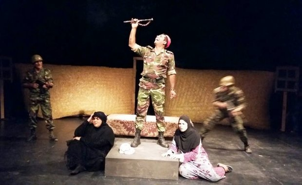 به رنگ حماسه» رشادت زنان خوزستانی را به روی صحنه میبرد - خبرگزاری مهر |  اخبار ایران و جهان | Mehr News Agency