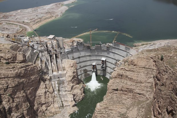 کاهش محسوس منابع آبی پشت سدهای استان ایلام