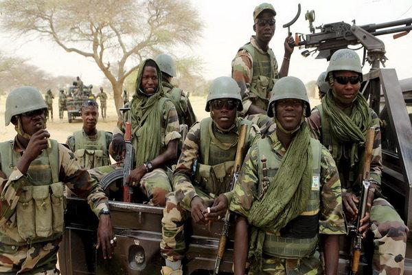 نائجیریا میں بوکوحرام کے 300 دہشت گرد ہلاک