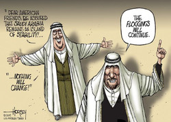 US turns a blind eye to Saudi crimes