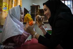 کلنگ مدرسه اوتیسم اصفهان به زمین زده شد
