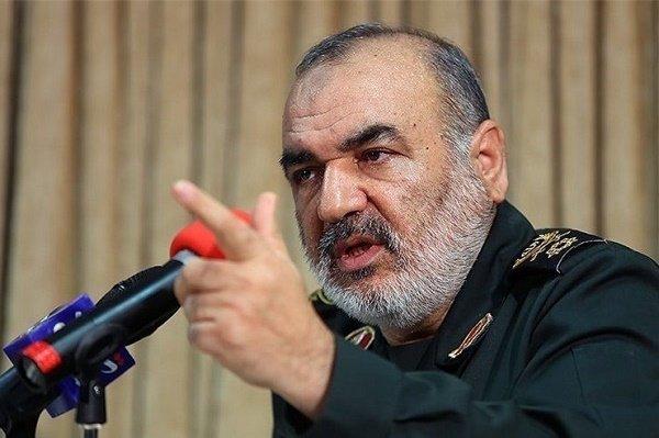 العميد سلامي : امريكا تحشد جميع امكانياته العالمية ضد ايران