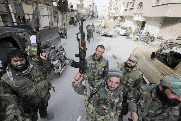 4 in 10 terrorists in Syria mercenaries of 100 countries