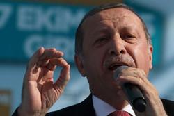 أردوغان: لا استأذن أحداً لمحاربة أكراد سوريا