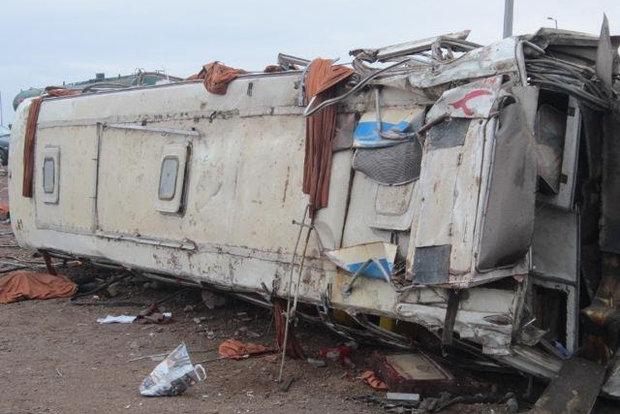 جاپان میں بس حادثے میں 14 مسافر ہلاک