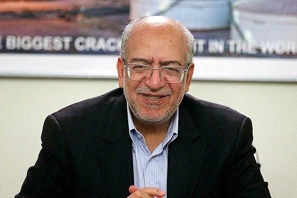 محمدرضا نعمت زاده وزیر صنعت