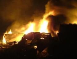 مقتل 23 من اعضاء زمرة المنافقين الارهابية في استهداف معسكر ليبرتي