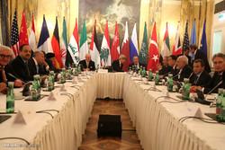 نشست بین المللی بررسی بحران سوریه