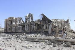 یمن پر سعودی عرب کی تباہ کن اور مجرمانہ بمباری کا سلسلہ جاری