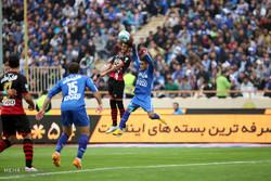مباراة القمة بين برسبوليس واستقلال طهران تنتهي بالتعادل الايجابي