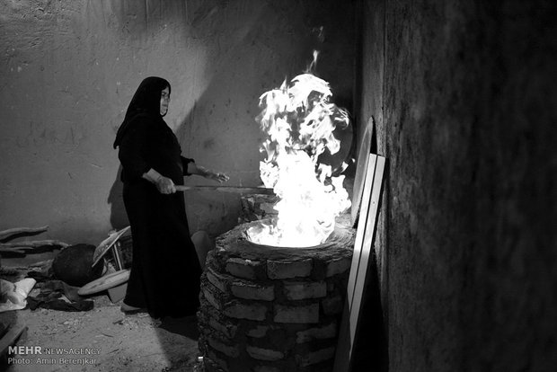 A view of daily life in Iran- 27