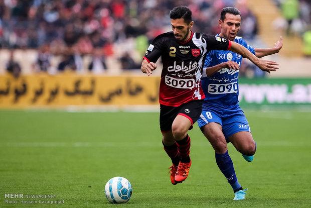 Tehran giants draw 81st derby