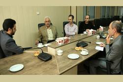اعضای هیات مدیره انجمن مستندسازان با مدیر شبکه مستند دیدار کردند