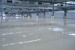 Company uses nanotech. to mass-produces polymeric floor coverings