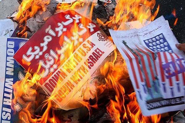 """مسيرات يوم """"مقارعة الاستكبار"""" تغطي شوارع ايران"""
