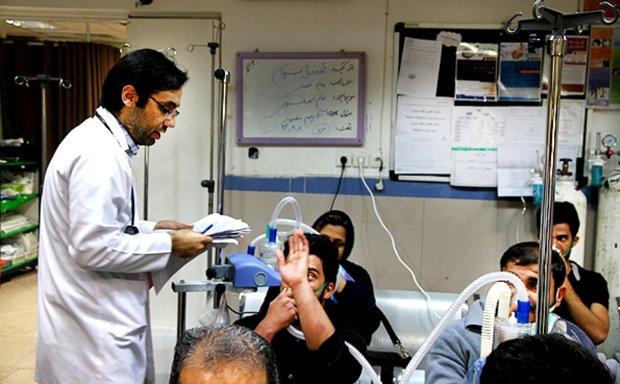 ۸۷۹ با عارضه تنفسی به بیمارستانهای جنوب غرب خوزستان مراجعه کردند