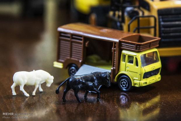 مجموعه ماشینهای اسباب بازی